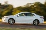 Новая Toyota Camry: теперь проблема и с тормозами