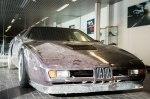 Уникальный суперкар BMW с ГБО простоял 20 лет заброшенным на улице