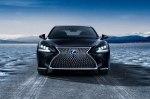 Флагманский седан Lexus LS получит новые модификации