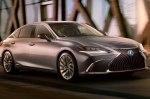 Новый Lexus ES рассекречен официально