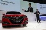 Honda презентует две новые модели