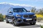 BMW X3 M первым из кроссоверов получит спорт-пакет Competition