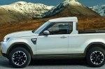 Land Rover Defender превратят в пикап