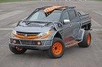 Для шоу «Форсажа» построили «злой» пикап Mitsubishi L200