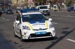 Украинских полицейских научат подрезать автомобили