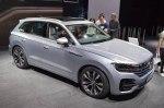 В Китае показали новый Volkswagen Touareg
