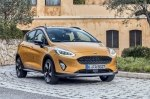 Новый Ford Fiesta Active уже в Европе