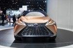Lexus придумал название нового флагманского кроссовера