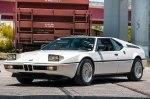 Редкий спорткар BMW M1 выставили на продажу за 900 тысяч долларов