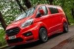 Ford представил Transit по мотивам ралли