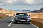 BMW показала купе 8 Series M850i в динамике