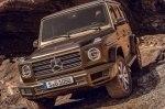 Mercedes-Benz G-Class получит дизель в конце года