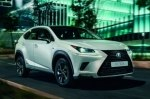 Lexus «оспортивил» кроссовер NX