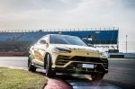 Lamborghini показала «гоночный» Urus