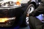 """Разработчики Nissan придумали """"умные"""" шины"""