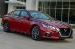 Новый Nissan Altima получил спецверсию Edition One