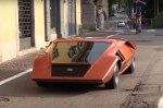 Самый низкий авто в мире выехал на дороги