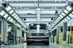Выпущен уникальный Volkswagen Transporter Т6