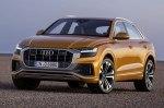 Представлен флагманский кроссовер Audi – купеобразный Q8