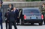 Президент Казахстана засветился на китайском «членовозе» Hongqi L5