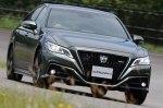 Toyota Crown поменяла статус с концепта на серийный автомобиль