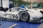 Volkswagen представил окончательный дизайн гоночного электрокара