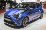 Новый бюджетный хэтчбек Toyota Aygo едет покорять Европу