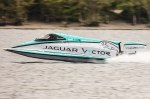 Jaguar установил рекорд скорости на воде