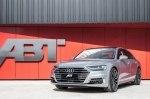 Дизельный Audi A8 получил 330-сильный апгрейд от ABT