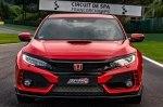 Хот-хэтч Honda Civic Type R установил рекорд на трассе в Спа