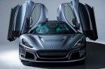Компания Porsche стала совладельцем производителя гиперкаров Rimac