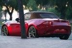 Родстер Mazda MX-5 стал мощнее
