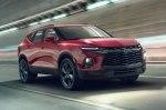 Chevrolet представил новый кроссовер под названием Blazer