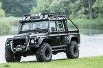Land Rover Джеймса Бонда продадут на аукционе