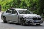 Обновленный BMW 7-Series впервые заметили на тестах