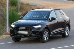 Новый Audi Q3 «замечен» почти без камуфляжа