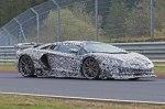 Lamborghini Aventador SVJ может установить новый рекорд Нюрбургринга