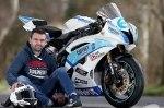 Известный мотогонщик Уильям Данлоп разбился насмерть в Дублине
