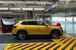 Новый кроссовер Volkswagen Tayron встал на конвейер