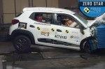 Renault Kwid вновь провалил краш-тест