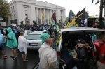"""Реакция властей на протесты """"евробляхеров"""""""