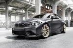 BMW превратила набор запчастей M Performance в сверхлегкое купе M2