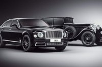 Новые седаны Bentley Mulsanne получат детали машин 1930-х годов