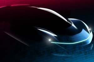 Pininfarina показала дизайн электрического гиперкара