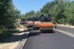 Укравтодор отчитался о ходе ремонта и строительства дорог