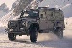 Land Rover Defender от Ares Design: карбоновый «костюм», новый интерьер и расточенный двигатель