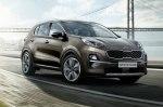 В Украине стартовали продажи обновленного Kia Sportage