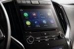 Subaru рассекретила информацию о новом Legacy