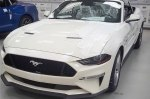 На заводе Ford сфотографировали 10-миллионный Mustang