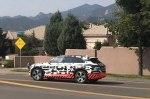 Большой электрический кроссовер Audi E-Tron засняли во время тестов